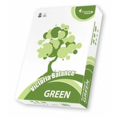 """Másolópapír, újrahasznosított, A4, 80 g, VICTORIA """"Balance Green"""""""