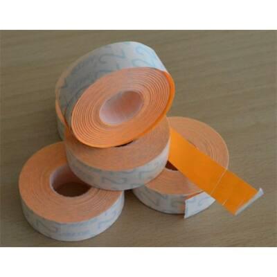 Árazógépszalag, 19x16 mm, METO, narancs
