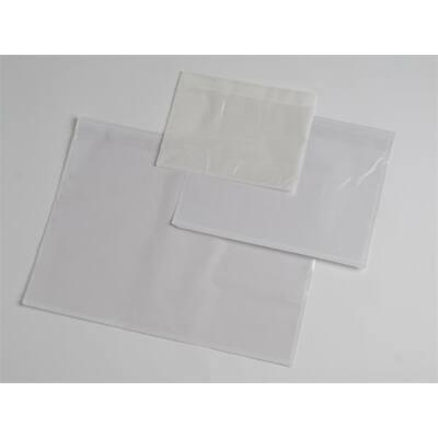 Okmánykísérő tasak, C/4, öntapadós, 229x324 mm, 500 db/csomag
